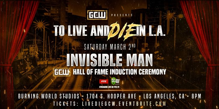 GCW To Live and Die In LA